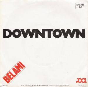 Cover - Bel Ami: Downtown