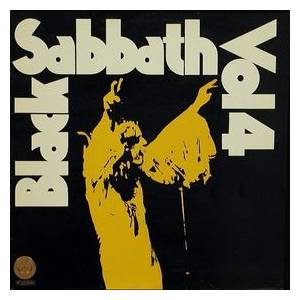 Black Sabbath: Vol 4 (LP) - Bild 1