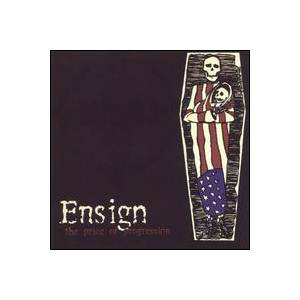 Cover - Ensign: Price Of Progression, The