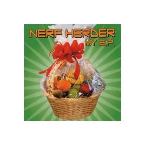 Cover - Nerf Herder: My E.P.