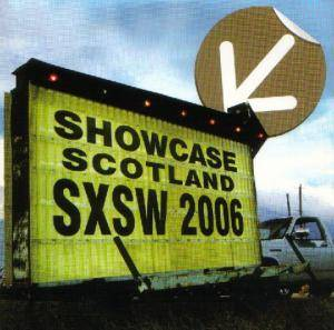 Showcase Scotland SXSW 2006 - Cover