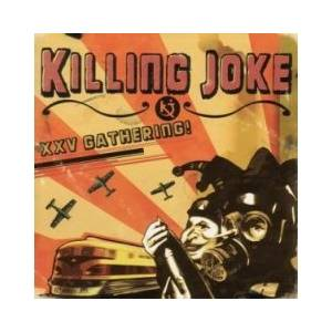 Killing Joke: XXV Gathering: Let Us Prey - Cover