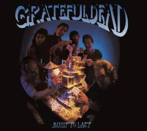 Grateful Dead: Built To Last - Cover