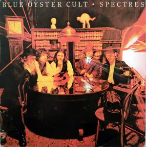 Cover - Blue Öyster Cult: Spectres