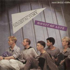 Fiction Factory: Ghost Of Love - Cover