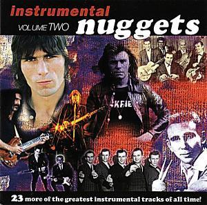 Instrumental Nuggets - Volume Two - Cover