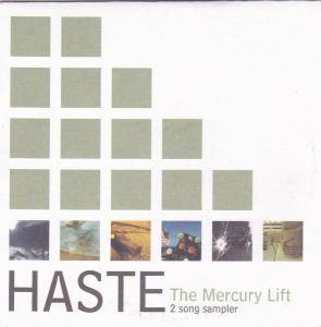 Cover - Haste: Mercury Lift 2 Song Sampler, The