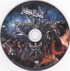 Judas Priest: Redeemer Of Souls (CD) - Bild 5
