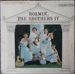 Cover - Brothers Four, The: Roamin'