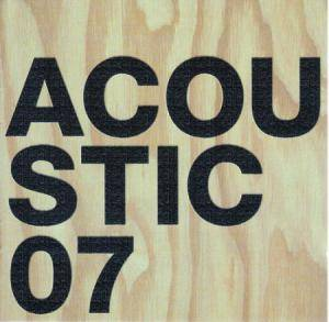 Acoustic 07 - Cover