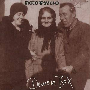 Motorpsycho: Demon Box - Cover