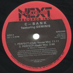"C-Bank: Perfect (12"") - Bild 1"