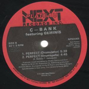 "C-Bank: Perfect (12"") - Bild 2"