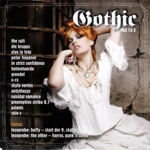Gothic - File 12/2 - Cover