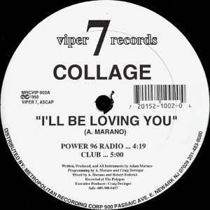 Cover - Collage: I'll Be Loving You