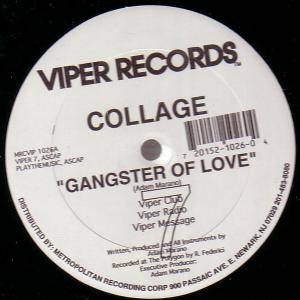 Cover - Collage: Gangster Of Love