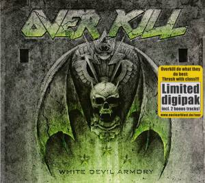Overkill: White Devil Armory (CD) - Bild 2