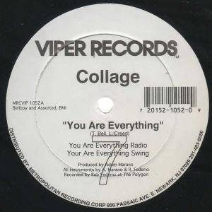 Cover - Collage: You Are Everything