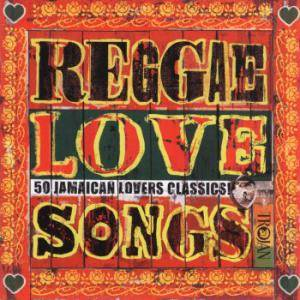 Cover - Sharon Forrester: Reggae Love Songs - 50 Jamaican Lovers Classics