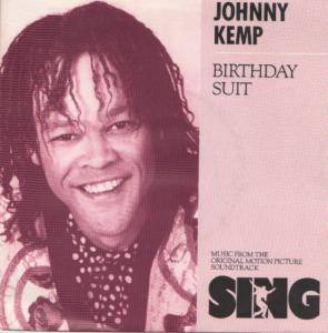 Johnny Kemp: Birthday Suit - Cover