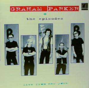 Cover - Graham Parker: Live From New York