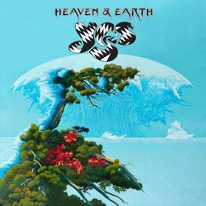 Yes: Heaven & Earth - Cover