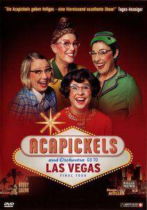 Cover - Acapickels: Acapickels And Orchestra Go To Las Vegas - Final Tour