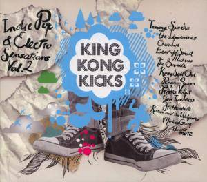 Cover - Frittenbude Vs We Are Enfant Terrible: King Kong Kicks - Volume 02