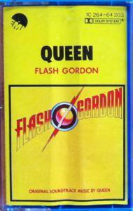 Queen: Flash Gordon (Tape) - Bild 1