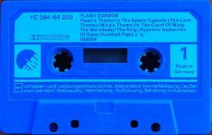 Queen: Flash Gordon (Tape) - Bild 2