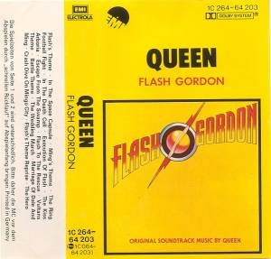 Queen: Flash Gordon (Tape) - Bild 3