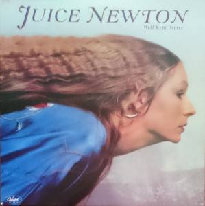 Cover - Juice Newton: Well Kept Secret