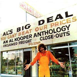 Cover - Al Kooper: Al´s Big Deal