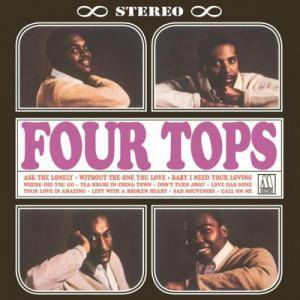 Cover - Four Tops: Four Tops