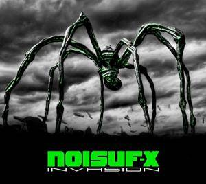 Cover - NOISUF-X: Invasion