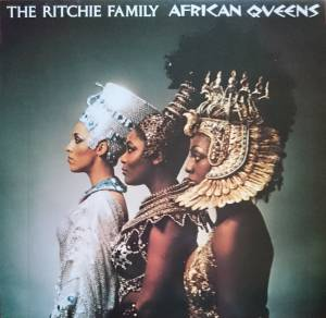 Cover - Ritchie Family, The: African Queens