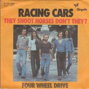 Cover - Racing Cars: They Shoot Horses Don't They
