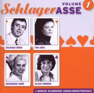 Schlager Asse Vol. 1 - Cover