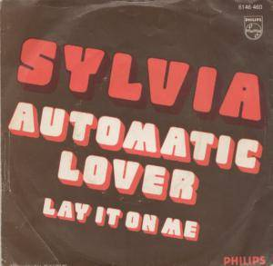 Cover - Sylvia: Automatic Lover