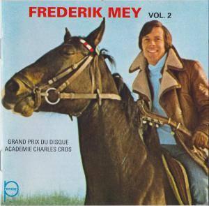 Frédérik Mey: Frederik Mey Vol. 2 (CD) - Bild 1