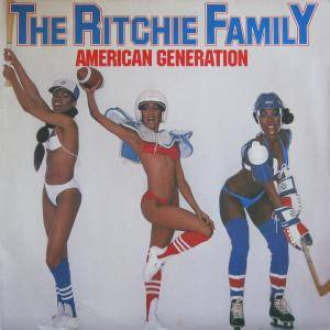 Cover - Ritchie Family, The: American Generation