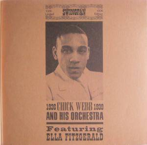 Chick Webb: Chick Webb & His Orchestra Featuring Ella Fitzgerald - Cover