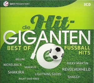 Cover - JoJo's: Hit-Giganten - Best Of Fussballhits, Die