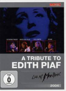 Tribute To Edith Piaf, A - Cover