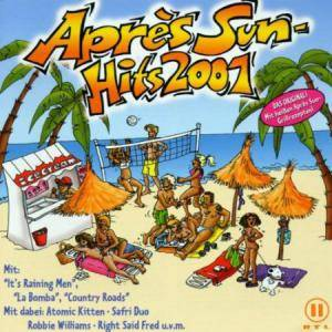 Cover - Phil Fuldner: Apres Sun-Hits 2001