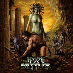 Axe Battler: Axe Battler - Cover