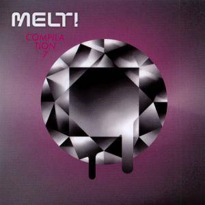 Cover - Hundred In The Hands, The: Melt! Compilation 7