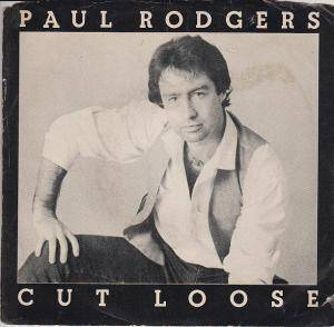Cover - Paul Rodgers: Cut Loose