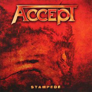 Accept: Stampede - Cover