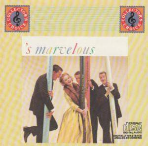 Cover - Ray Conniff: 's Marvelous